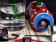 Mini vzduchová pumpa - ako si vyrobiť jednoduchú vzduchovú pumpu - DIY