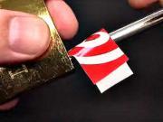 Jak otevřít zámek - otevření kladky -DIY