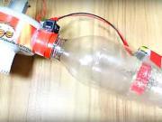 Mini vysávač - ako si vyrobiť jednoduchý domáci vysávač - DIY