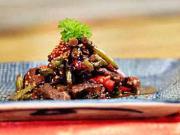 Bravčové pliecko so zeleninou - recept