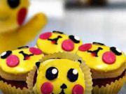 Recept - Pikachu muffiny ◕‿◕ | DidkaTV