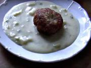 Zemiakový prívarok - recept na zemiakový prívarok -zemiaky na kyslo