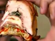 Kuracia bábovka - recept na bábovku s kuracím mäsom