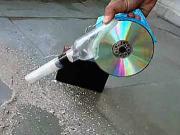 Mini fukač vzduchu - ako si vyrobiť fúkač z plastovej fľaše a CD