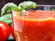 Paradajkové smoothie - recept na nápoj  z paradajok