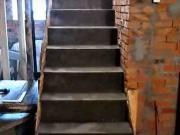 Betónové schody - ako vybetónovať schody - schody z betónu
