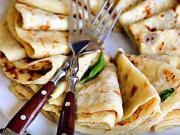 Zemiakové lokše - recept na domáce zemiakové  lokše