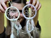 Lapač snov - ako si vyrobiť zaujímavú dekoráciu