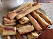 Domáce lokše - recept na pečené  lokše