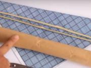 Jednoduchý šarkan za 5 min - ako si vyrobiť šarkana
