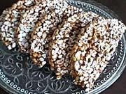Karamelová roláda - recept na karamelovo-burizonovú roládu