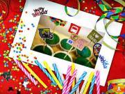 Urob si oslavu sám - výzdoba na party alebo oslavu