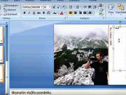 Vytvorenie základnej prezentácie v MS PowerPoint