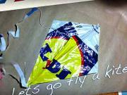 Šarkan z nákupnej tašky - ako si vyrobiť jednoduchého šarkana z plastikovej tašky