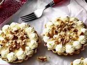 Čokoládové tortičky - recept na nepečené čokoládové minitortičky
