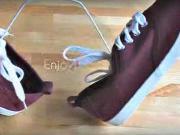 Věšák na boty - jak si vyrobit jednoduchý věšák