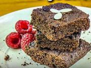 Čokoládové brownies bez lepku - recept na bezlepkové čokoládové koláčiky