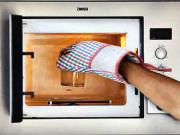 Ako vyčistiť mikrovlnku - čistenie mikrovlnky