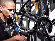Mazanie bicykla - ako namazať bicykel