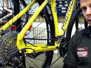 Jak nastavit přehazovačku na kole - nastavení přehazovačky
