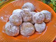 Buchtičky s kúskami jablk - recept na kysnuté buchty s jablkami