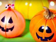 Halloweenske dekorácie - halloweenske inšpirácie
