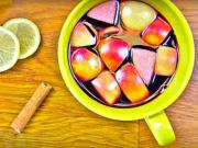 Vianočný punč - recept na vianočný punč s jablkami a korením
