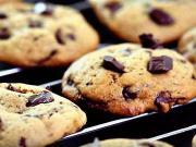 Čokoládové cookies - recept na cookies