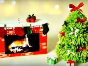 Vianočné mini dekorácie - nápady na vianočné ozdoby