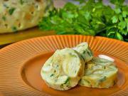 Karlovarsky knedlík - recept na karlovarské knedlíky varené vo fólii