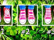 Ako si zaviazať šnúrky - 3 spôsoby