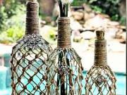 Dekorovanie fľaše - nápady na výzdobu fľaše