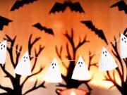 Halloweenské dekorace - inspirace na Halloween