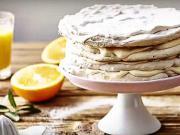 Pomarančová torta - recept na pomarančovú tortu