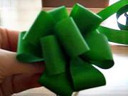 Mašľa na darček  - ako sa robí mašľa