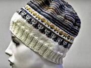 Pletenie čiapky (2.časť) - ako si upliesť čiapku (2/2)