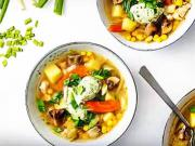 Kuracia polievka s knedlíčkami - recept