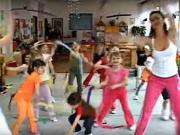 Cviky pre deti - cvičenie s deťmi