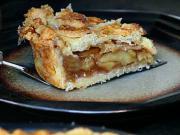 Jablkový koláč - recept na jablkovú tortu