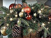 Vianočná výzdoba 3 - Inšpirácie na vianočnú výzdobu