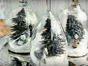 Vánoční výzdoba 5 - inspirace na vánoční výzdobu