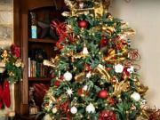 Výzdoba vianočného stromčeka  - 50 inšpirácii na zdobenie