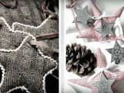 Vianočná výzdoba 7 - inšpirácie na vianočné ozdoby