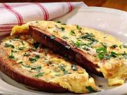 Študentské topinky - recept na topinky s vajíčkom a paštetou