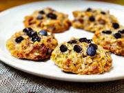 Hruškové cookies - recept na hruškové cookies ze špaldové mouky