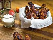 Kuracie krídla v pikantnej marináde - recept