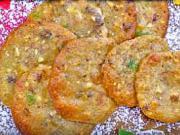 Marokanky - recept na marokanky  s kandizovanym ovocím a mandľami