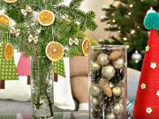 Vianočná výzdoba - 10 nápadov na vianočné dekorácie (Ang)