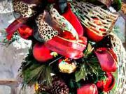 Vianočná výzdoba 8 - 10 kreatívnych nápadov na vianočné dekorácie