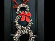 Vianočná výzdoba 9 - inšpirácie na vianočnú výzdobu